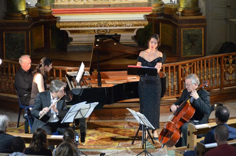 Concert du 18 août 2015: Villa Lobos, Bacchianas Brasilieras