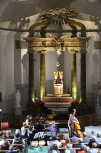 Festival José David  Concert du 20 août 2017