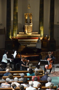 Festival José David   Concert du 18 août 2018